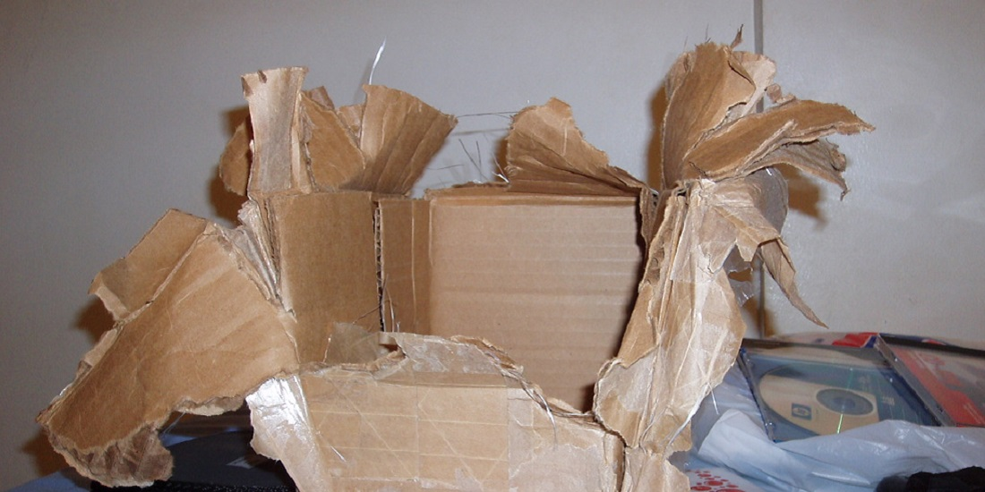 Of E-commerce and the Mountain of Cardboard