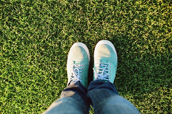 legs-grass