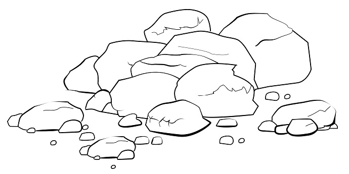 Use some rocks or stones for the floor. They are good a draining and storing heat.