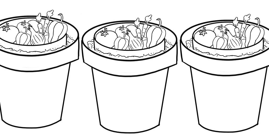 Making a Pot in a Pot Refrigerator